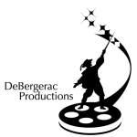 DeBergerac Productions logo