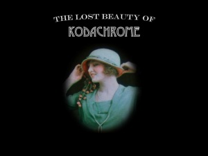The Lost Beauty of Kodachrome