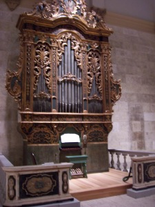 Baroque Organ at the MAG
