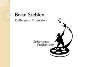 Name Slide Brian